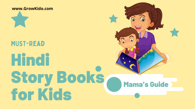 15 Must-Read Hindi Story Books for Kids | Mama's Guide