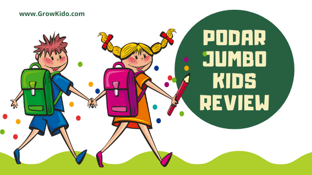Podar Jumbo Kids Review | Everything Parents Need To Know