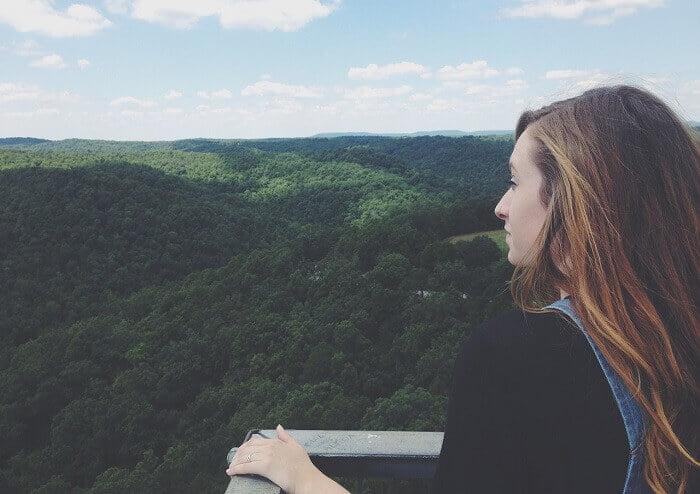 Arkansas Green Landscape