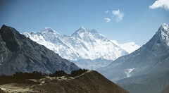 interesting facts about Mt. Everest for kids
