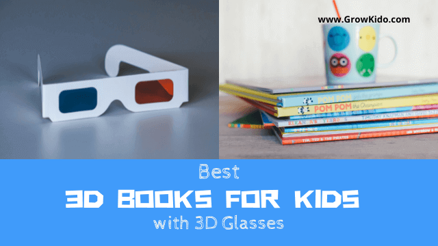 13 Best 3D Books for Kids with 3D Glasses in [2021]