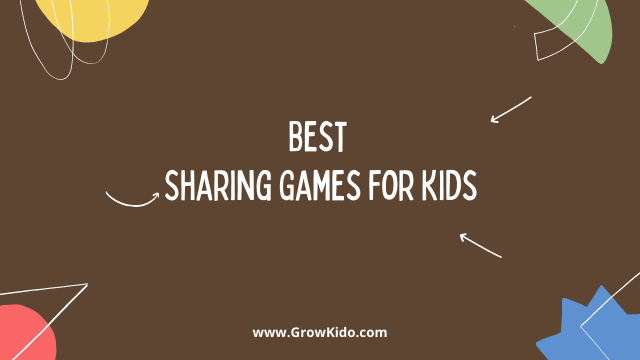 7 Best Sharing Games for Kids To Play in [2021]