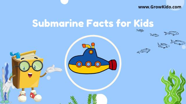 11 Amazing Submarine Facts for Kids [UPDATED Facts]